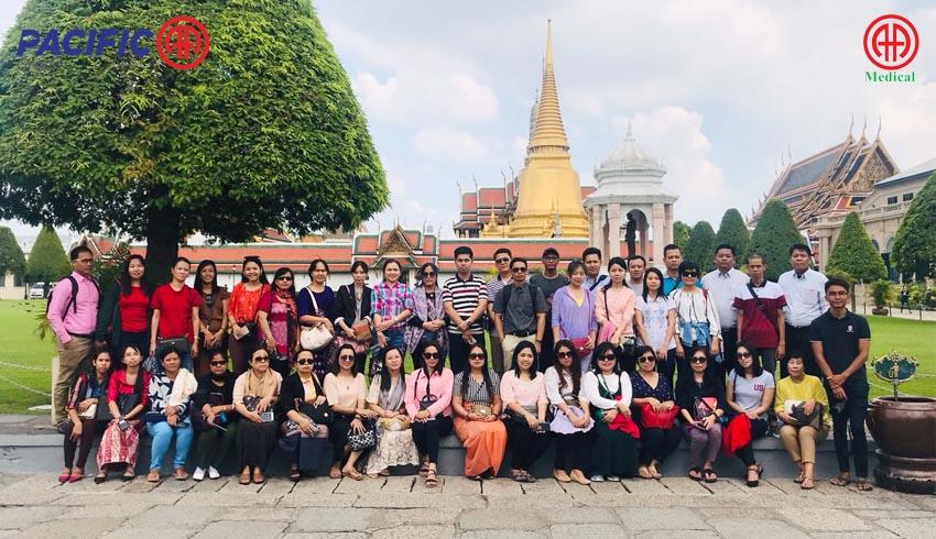 Bangkok Factory Tour & Expedition 2018