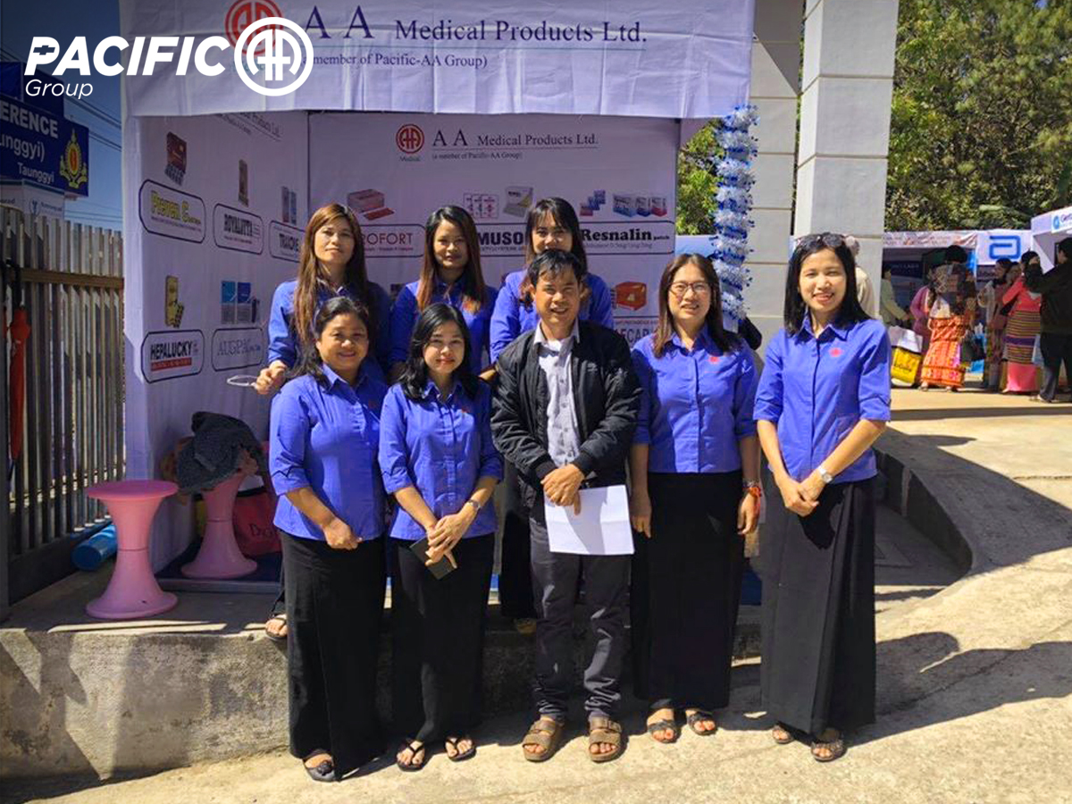 """""""The 20th Myanmar Medical Conference of Myanmar Medical Association (MMA) - Taunggyi"""""""