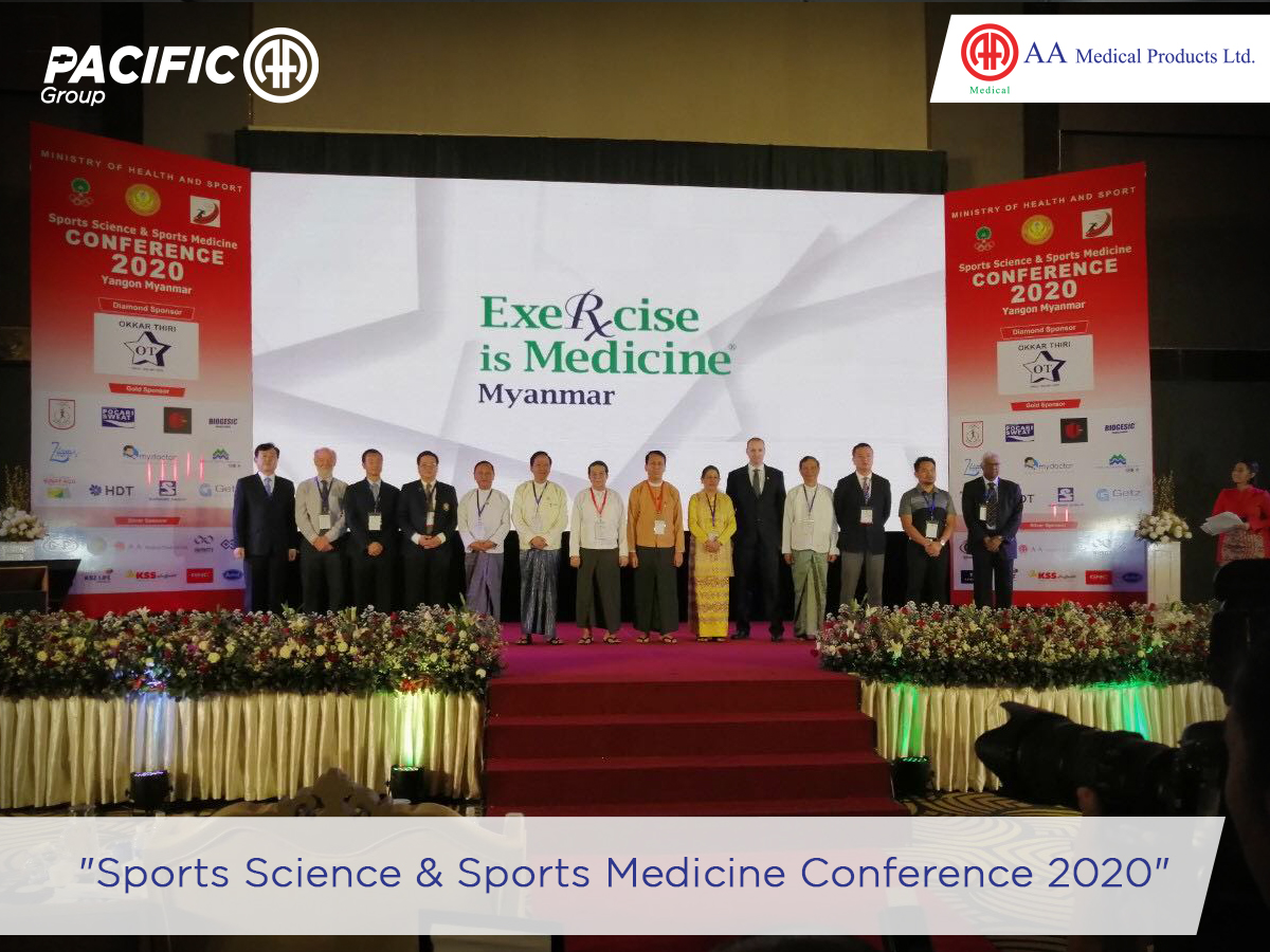 """Sports Science & Sports Medicine Conference 2020"""
