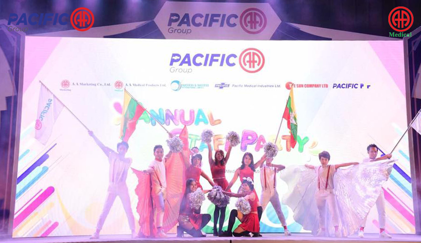 22nd Anniversary of Pacific-AA Group , AA Medical Products Ltd