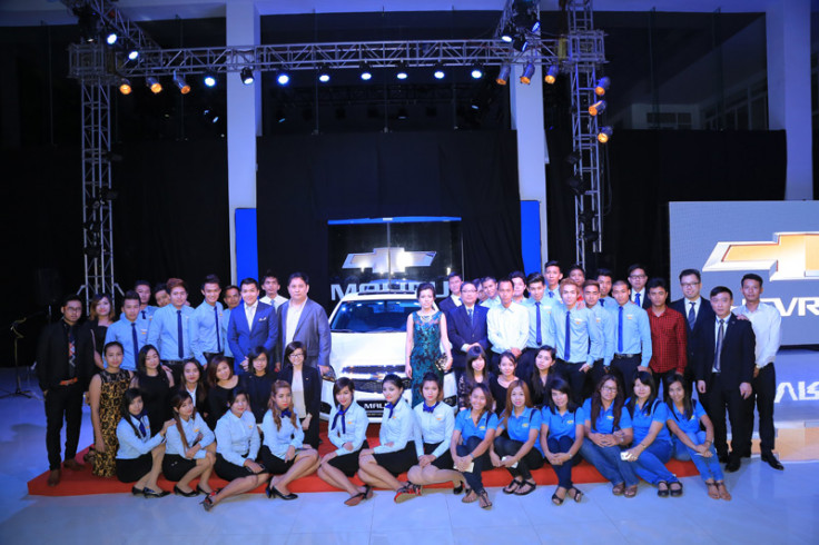 Malibu Launch in Yangon