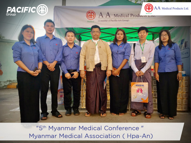 5th Medical Conference (Pha-An)